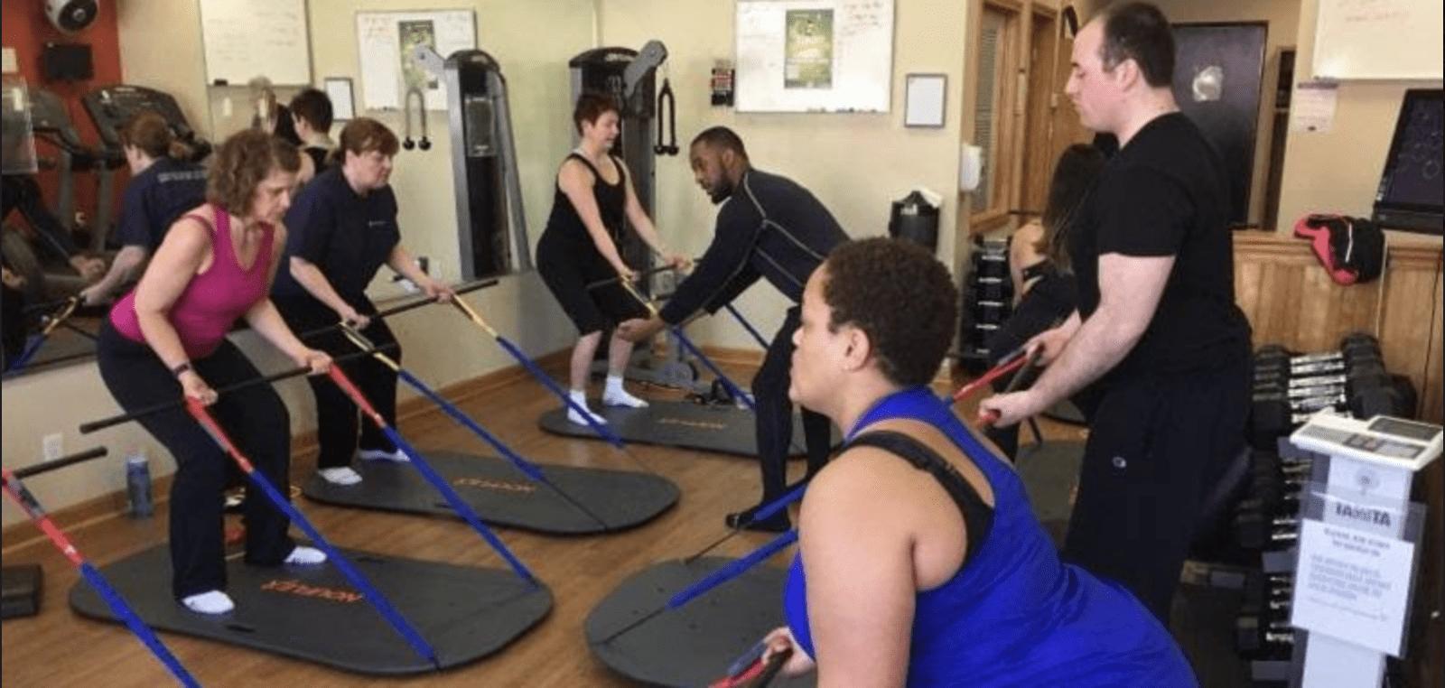 NouFlex Group Fitness Class